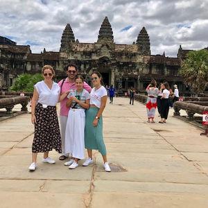 Viaje a Tailandia y Camboya: La opinión de Jordi y su familia
