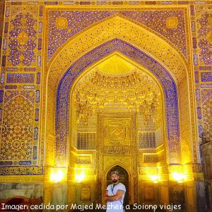 Entrevista de viajeros: Majed, viaje a Uzbekistán y el Mar de Aral