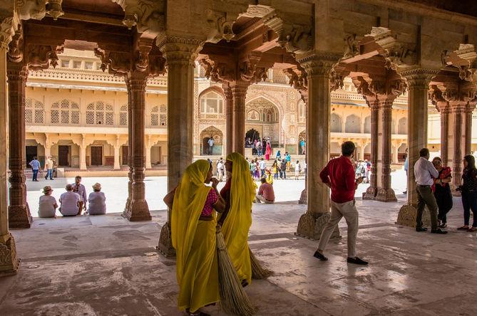 La opinión del viaje a India de Zigor y Laura